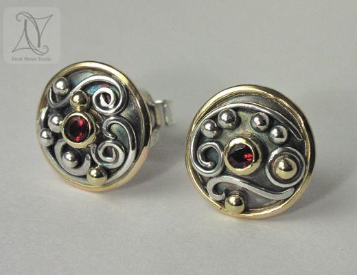 handmade earrings gift for your wife (g193)