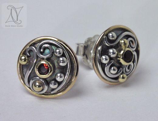 talisman earrings gift for wife (g193)