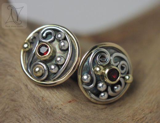 birthday talisman earrings gift for wife (g193)