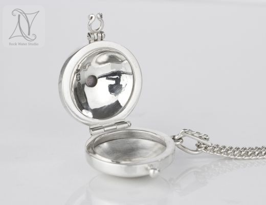 Handmade Silver Locket