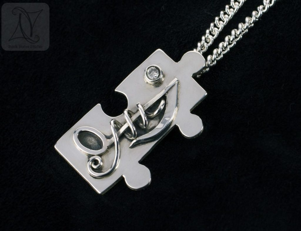 Musical Note Necklace