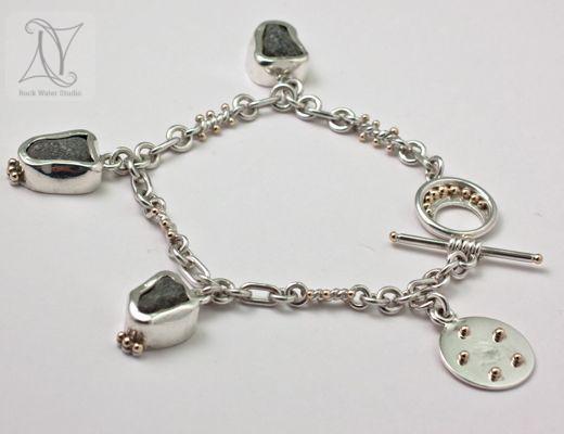 Golden Wedding Anniversary Bracelet (g351)