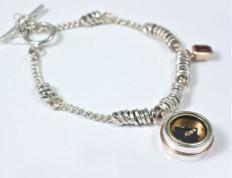 Elegant Explorer Compass Bracelet (g338)