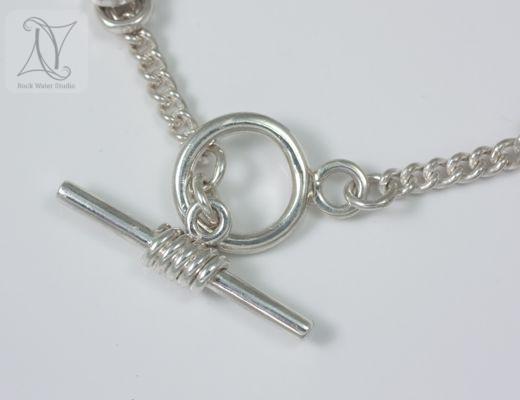 Handmade Elegant Explorer Compass Bracelet (g338)