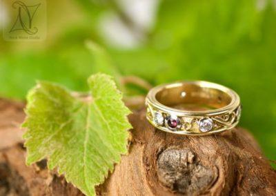 Handmade Eternity Ring Wedding Anniversary Gift (g398)