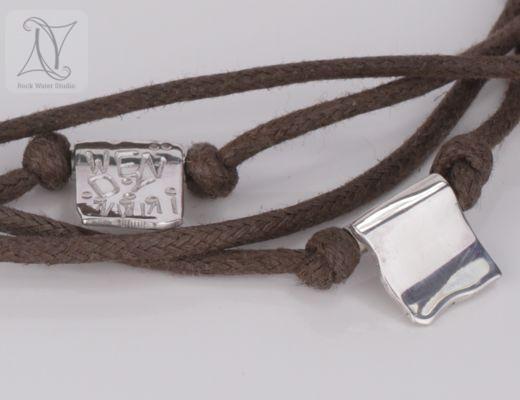 Handmade Silver Anklet