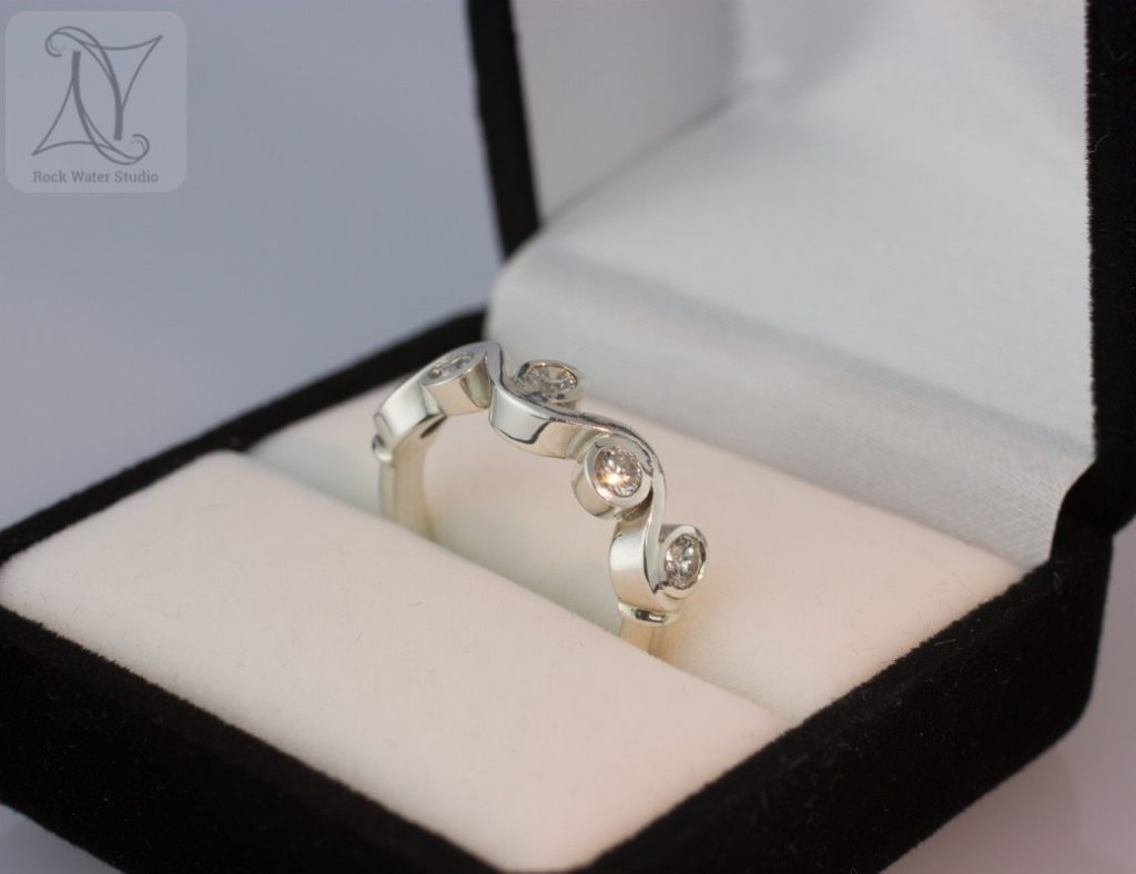 gift for your wife on silver wedding anniversary