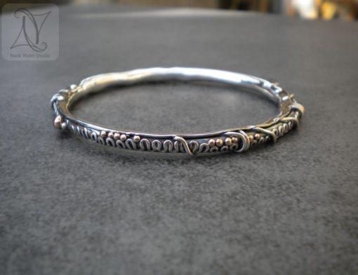 Joyful Journey Silver Bracelet (g487)