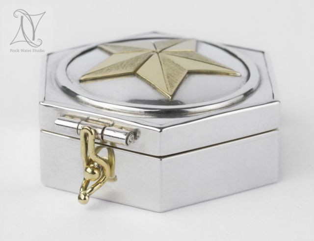 Texas Star Locket (g445)