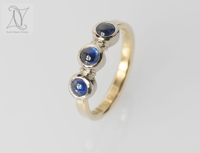 Wedding Anniversary Sapphire Eternity Ring (g503)