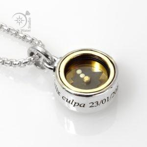 Engagement Compass Necklace (g526)