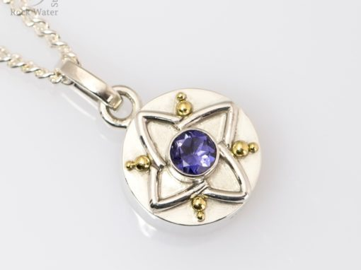 Vikings Compass Necklace