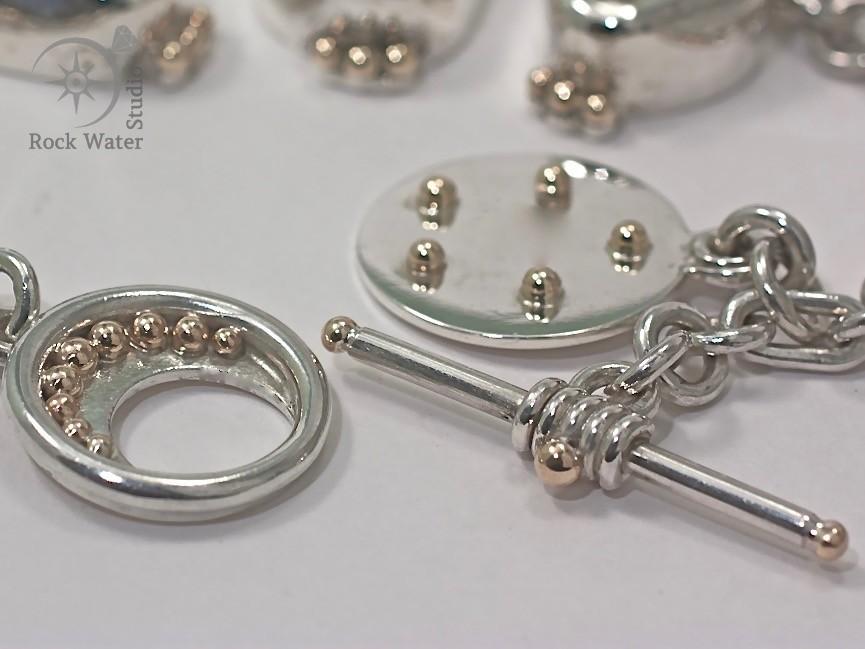 Handmade Bracelet for Golden Wedding Anniversary (g351)